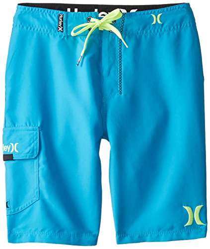 Hurley Big Boys' One and Only Boardshort-Cyan