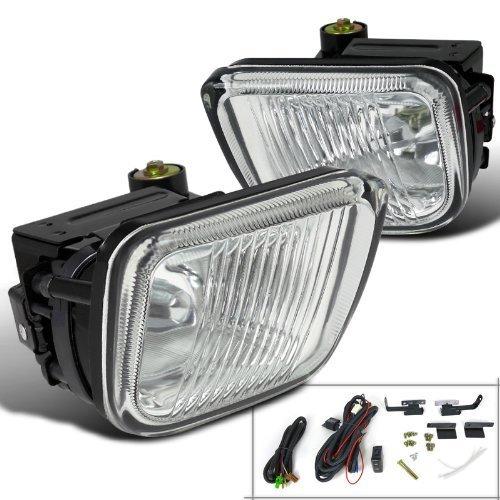 Clear Spoiler Light (Spec-D Tuning LF-CV96-WJ Clear Fog Light (Orem Fog Lights))