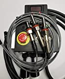 240v HERMS II (Heat Exchanged Recirculating Mash System) Home Brewery Controller