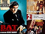 Bat Masterson: The Series (Seasons 1, 2 & 3) PLUS 2 Bonus Movies - 16 DVD Collector's Edition