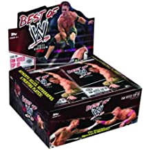 2013 Topps Best of WWE Pro Wrestling Collector's Trading Cards HOBBY Box - 24 packs / 7 cards
