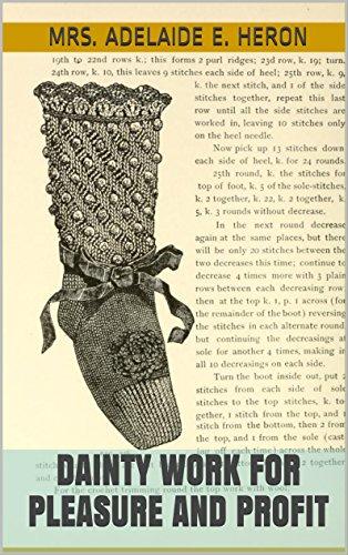 Crocheted Sham - 5
