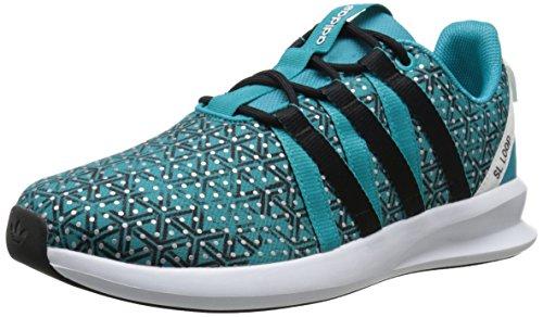 adidas Originals Womens SL Loop Racer W Sneaker Shock Green/Black/White