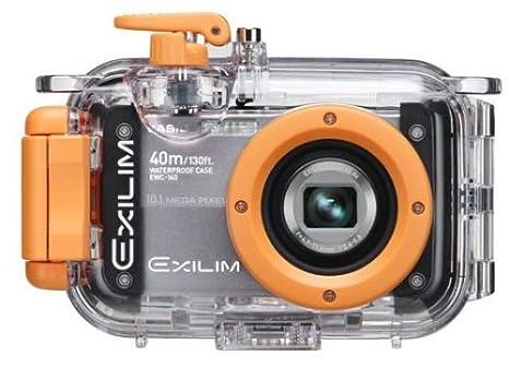 Casio EWC-140 Carcasa submarina para cámara: Amazon.es: Electrónica