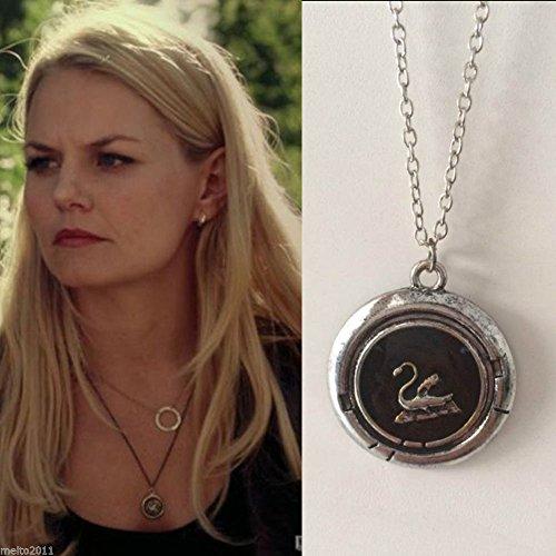 Talisman Charms Pendant Enamel Necklace product image