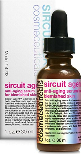 Sircuit Skin SIRCUIT Agent+ Anti-Aging Serum for Blemished Skin (1 Ounce)