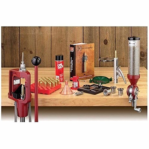 Hornady 85003 Lock N Load Classic Reloading Press Kit by Hornady