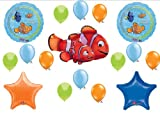 Finding Nemo BIRTHDAY PARTY Balloons Decorations Supplies, Health Care Stuffs