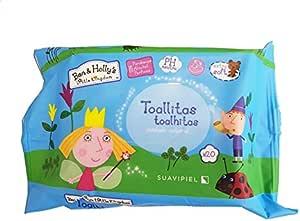 Toallitas húmedas infantiles. Caja 24 packs de 20 toallitas. Con ...