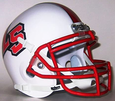 014d1411b19 Image Unavailable. Image not available for. Color  LaSalle Lancers High  School Mini Helmet ...