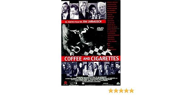 Coffee and Cigarettes: Amazon.es: Jim Jarmusch, Roberto Benigni ...