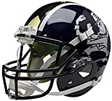 NCAA Notre Dame Fighting Irish Navy/Gold Replica Helmet, One Size, White