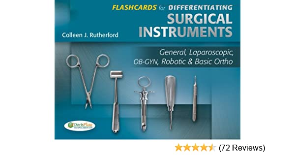 photograph about Surgical Instrument Flashcards Printable identify Flashcards for Differentiating Surgical Resources: In general