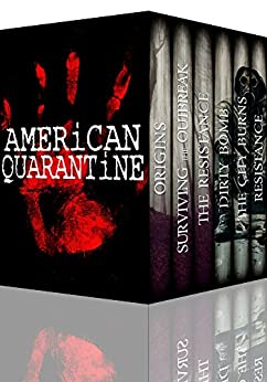 American Quarantine Super Boxset James ebook product image
