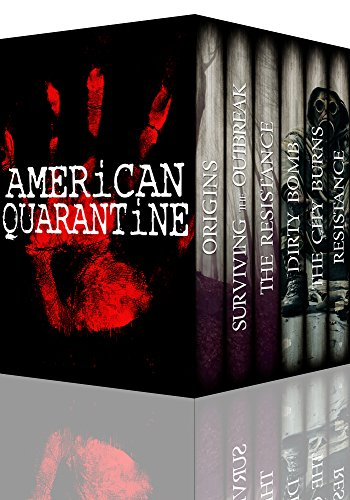 American Quarantine- Super Boxset by [Hunt, James, Hayden, Roger]