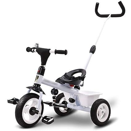 Jian E E-Carro Triciclo de niños Bicicleta Bebé 1-3-5 años