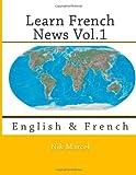 Learn French News Vol. 1, Nik Marcel, 1497431190