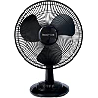 Honeywell Comfort Control Oscillating Table Fan