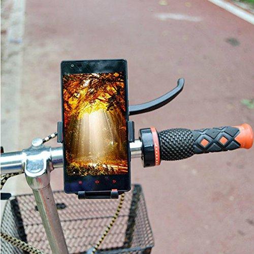 SENREAL Mountain Bike Riding Holder Stand GPS Navigator for Mobile Phone