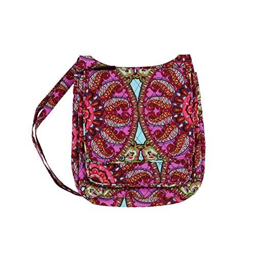 (Vera Bradley Mailbag (One Size, Resort Medallion))
