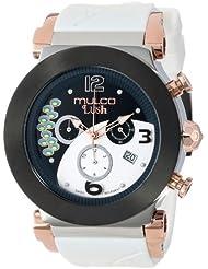 MULCO Unisex MW5-2388-015 Chronograph Analog Watch