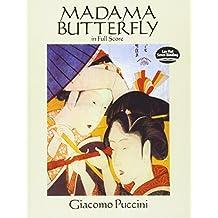 Madama Butterfly in Full Score