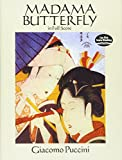 Madama Butterfly in Full Score (Dover Music Scores)