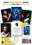 Jesus art by Akiane Kramarik, Note Card Assortment