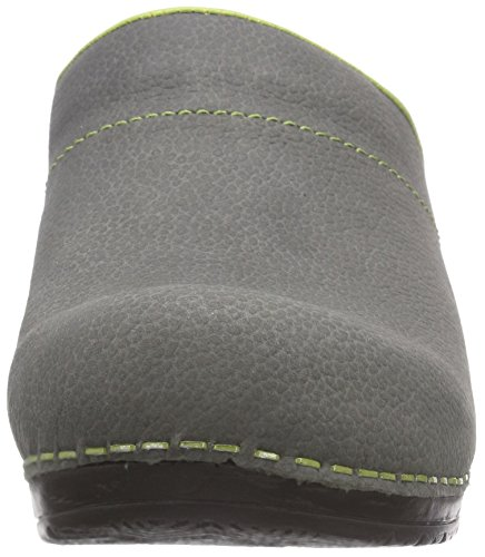 Sanita Women's Eden Open Clogs Grey (Grey 20) alGsLNg