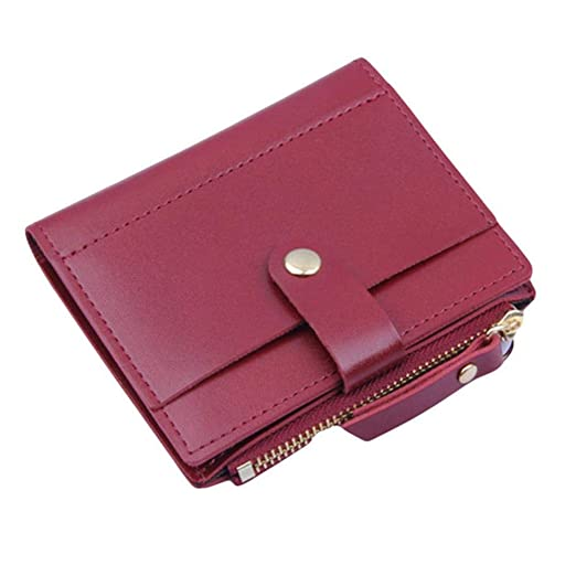 Qingb Fashion Women Wallet Lovely Candy Color Small Coin ...