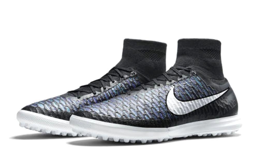 718361-004  Nike Magista X Proximo TF - schwarz Weiß-schwarz-tourquise Blau - 43
