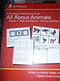 img - for A Standards-Based Activity Book: All About Animals - Volume 2: Math and Science - Training and Easy book / textbook / text book