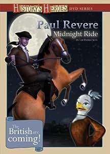 Paul Revere:  Midnight Ride