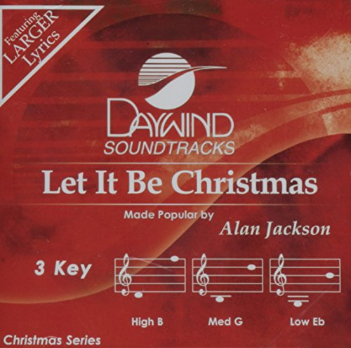 Let It Be Christmas [Accompaniment/Performance Track] Christmas Music Accompaniment Tracks