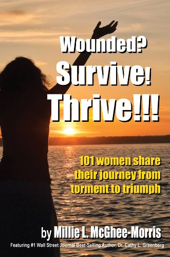 Wounded? Survive! Thrive!! (101 Women Share Their Journey from Torment to Triumph)