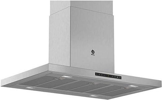 Balay 3BI998GX - Campana (867 m³/h, Canalizado/Recirculación, A, A, B, 54 dB): Amazon.es: Hogar