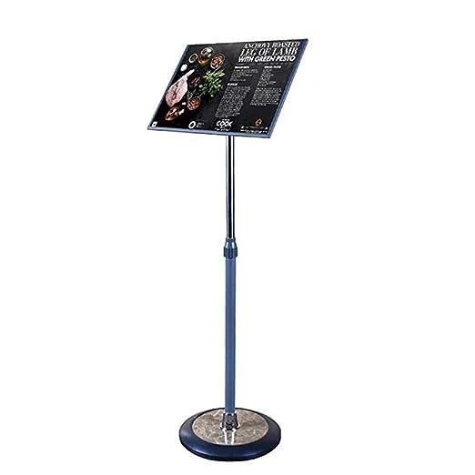 JNYZQ - Soporte Vertical para Carteles (A3, 80-120 cm, 32 cm ...
