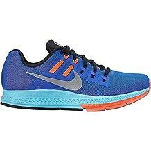 Nike Men's Air Zoom Structure 19 Black/Sail/Ttl Crimson/Rcr Bl Running Shoe 10 Men US
