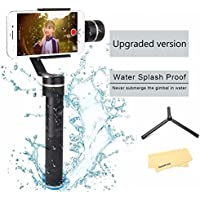Feiyu SPG Upgraded version Splash-Proof Design 3 Axis Handheld Stabilizer Phone Gimbal for iPhone Huawei Samsung Galaxy Moto LG Xiaomi Smartphones