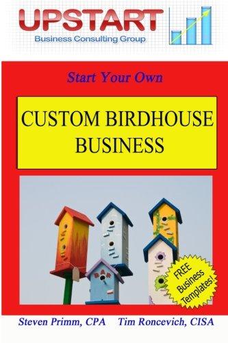 Custom Birdhouse Business pdf