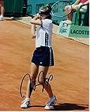 Martina Hingis Autographed - Hand Signed Tennis 8x10 Photo