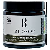 BLOOM Supercharge Matcha 30g - Pack of 6