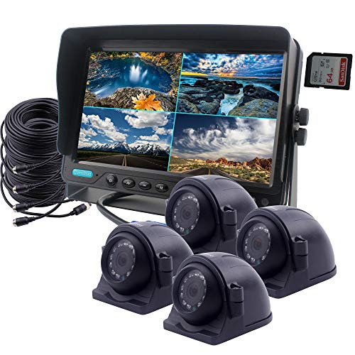 CAMSLEAD Car Backup Camera System 9