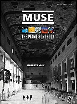 Book Muse: The Piano Songbook Piano Vocal And Guitar by Muse (2011)