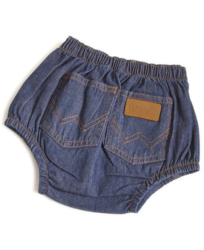 Wrangler Denim Diaper Cover (0-3 months)