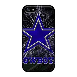 Protective Cases With Fashion Design For Iphone 5/5s (dallas Cowboys)
