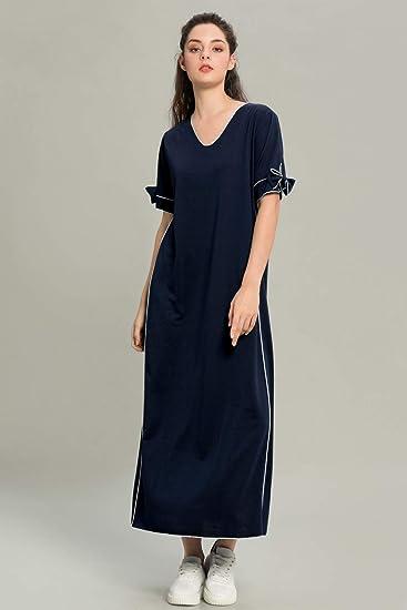 Women Jalabiya Muslim Abaya Long Dress