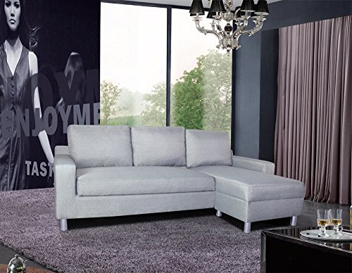 Sensational Us Pride Furniture Kachy Fabric Convertible Sleeper Sectional Sofa Bed Facing Right Chaise Gray Camellatalisay Diy Chair Ideas Camellatalisaycom