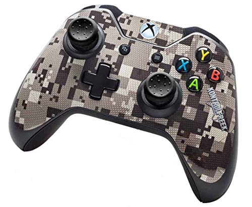 KontrolFreek FPS Freek CQC for Xbox One Controller | Performance Thumbsticks | 2 Mid-Rise Concave | Black 7