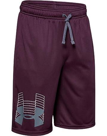 1f3d6d3b8f4 Under Armour Boys' Prototype Logo Shorts